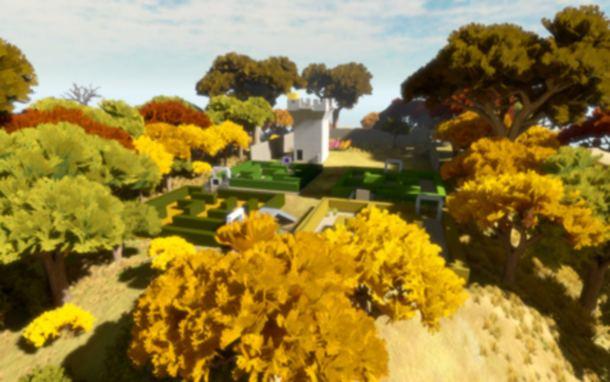 Myst? Oder ein interaktiver Garten Eden?