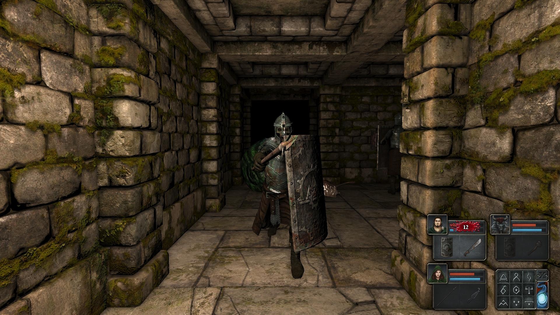 Von Dungeon Master zu Legend of Grimrock: Motivierend wie vor 25 Jahren