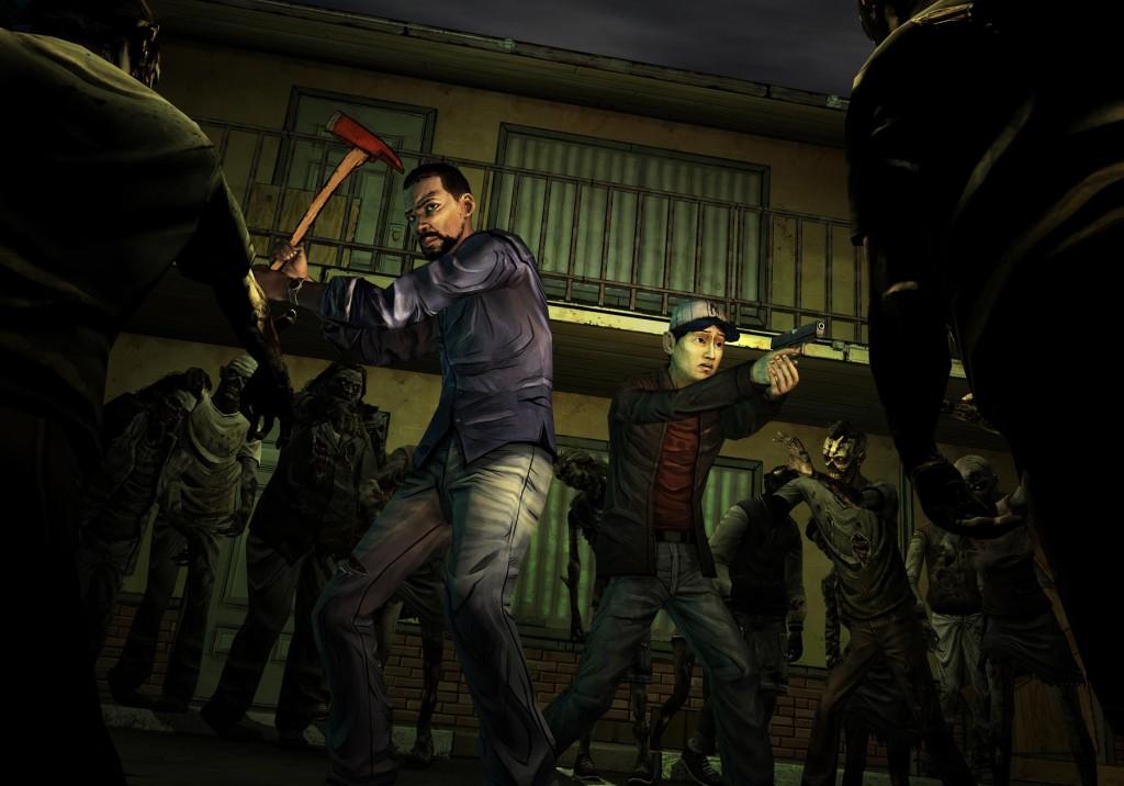 Bild aus The Walking Dead: Episode 1