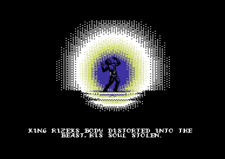 Soulless: Seelensuche auf dem C64