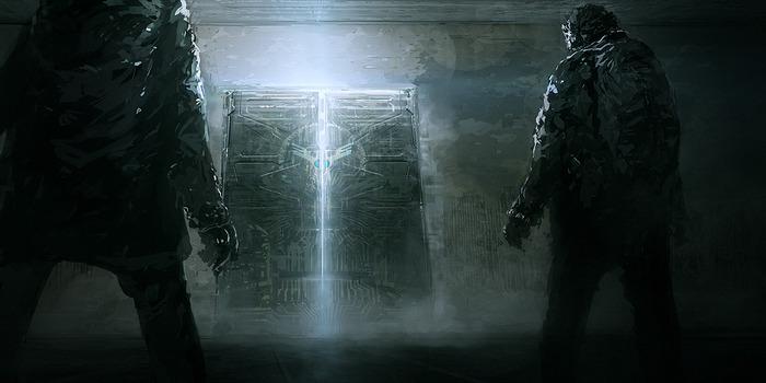 Was wohl hinter der Tür steckt? (Foto: Kickstarter.com)