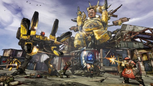 Borderlands 2: Das Anti-Call-of-Duty