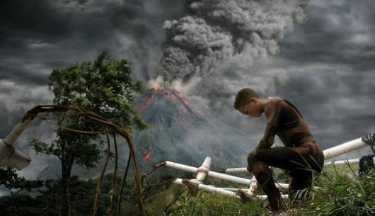 Neue, alte Erde. (Foto: Sony Pictures)