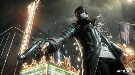 Wachhunde der Zukunft bei der Arbeit (Foto: Ubisoft)