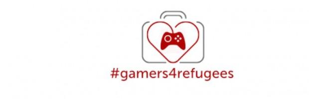 Gamers4Refugees: Die soziale Verantwortung der Spieler